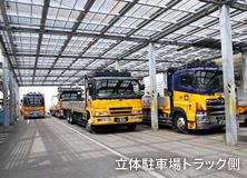 写真:草津港にて立体駐車場取得